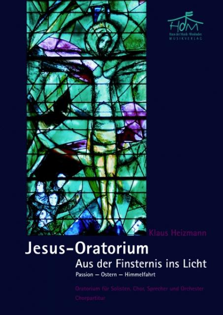 Jesus-Oratorium - (Klavierauszug)