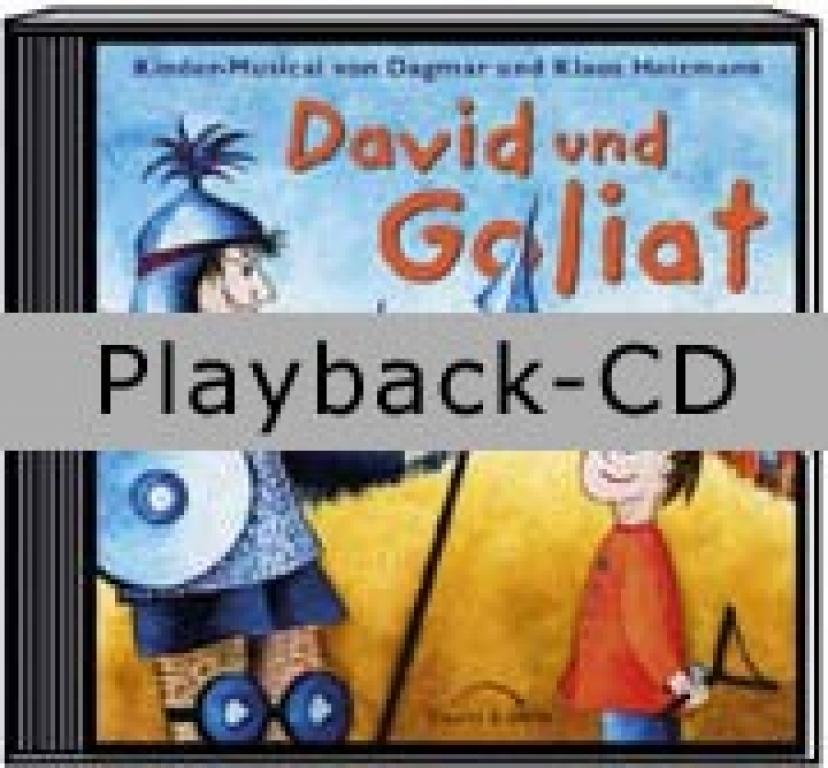 David+Goliat - (Playback-CD)