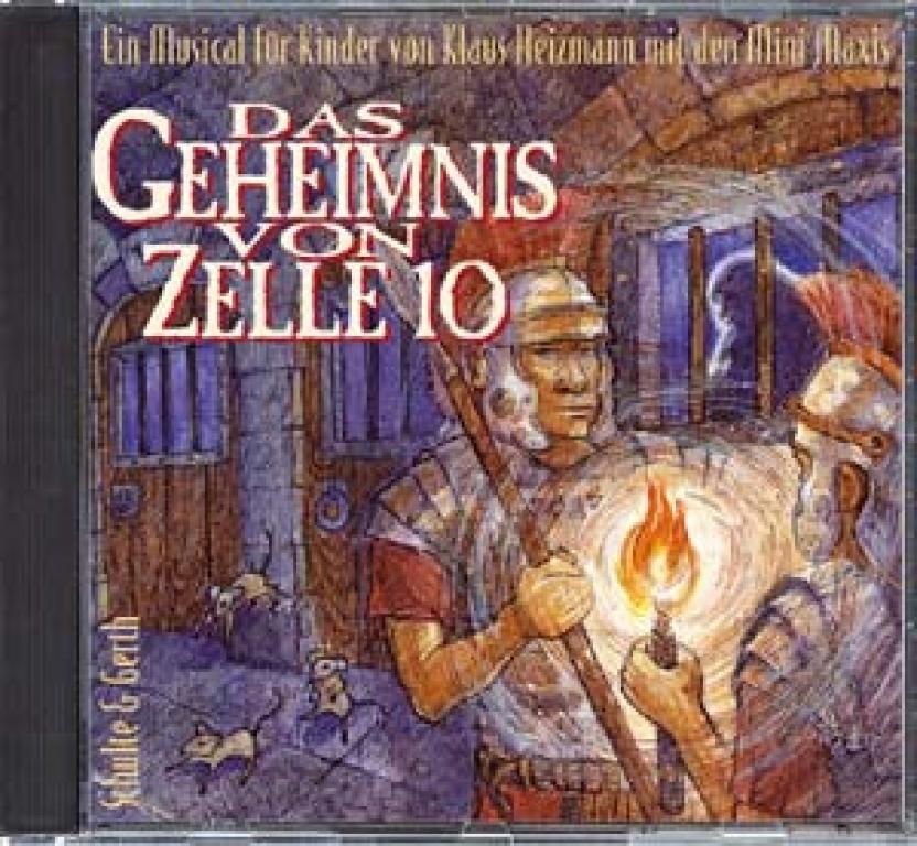 Das Geheimnis von Zelle 10 (CD)