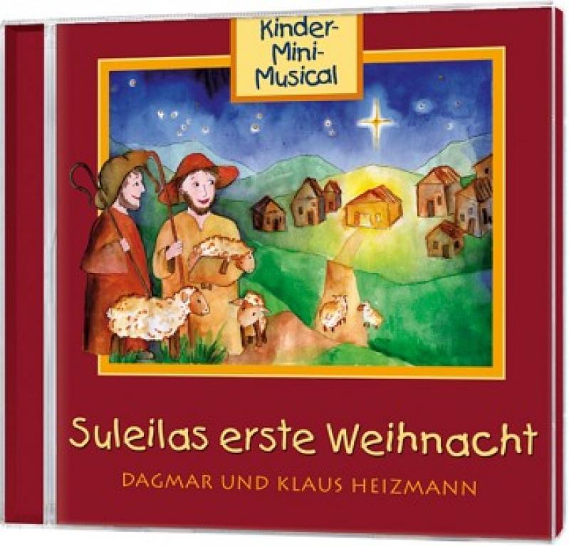 Suleilas erste Weihnacht (CD mit Playback)