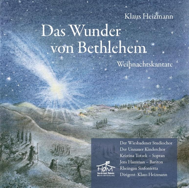 Das Wunder von Bethlehem (CD)