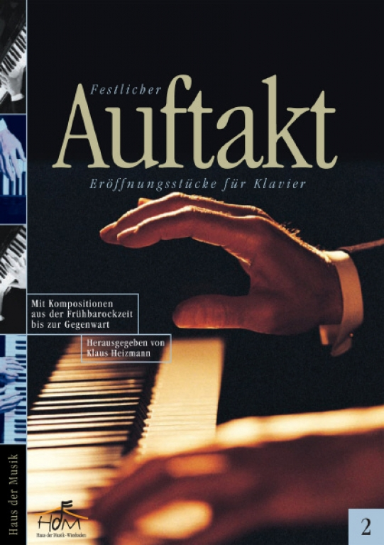 Festlicher Auftakt - Band 2 - (Klavierbuch)