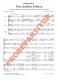 Über dunklen Feldern (Partitur - Chorsatz mit Klavierbegleitung, Flöte, Oboe, Fagott oder Cello)