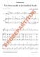 Ein Stern strahlt in der dunklen Nacht (Partitur - Chorsatz mit Klavierbegleitung und Flöte)