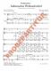 Indianisches Weihnachtslied (Partitur - Chorsatz mit Klavierbegleitung)