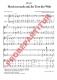 Hoch tut euch auf (Partitur - Chorsatz mit 2 Trompeten in C oder B und 2 Posaunen)