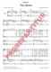 Nur darum (Partitur - Chorsatz mit Klavierbegleitung)