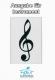 Der Herr ist mein Hirte (Harfe)