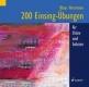 Übungs-CD zu 200 Einsing-Übungen (CD)